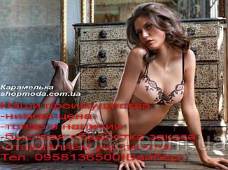 36521КС Сексуальное белье.Эротический комплект Бюстье и трусики с элементами портупеи, фото 2