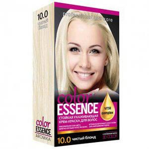 Крем-краска для волос с окислителем №10/0 Color Essence Чистый блонд