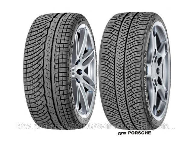 Michelin Pilot Alpin PA4 245/50 R18 100H ZP *, фото 2