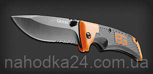 Туристический складной нож Gerber Bear Grylls Folding Sheath Knife, фото 2