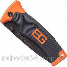 Туристический складной нож Gerber Bear Grylls Folding Sheath Knife, фото 3