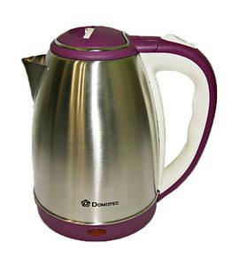 Электрический чайник Domotec DT-7188 из нержавеющей стали(ЭлЧай_ DT-7188 )