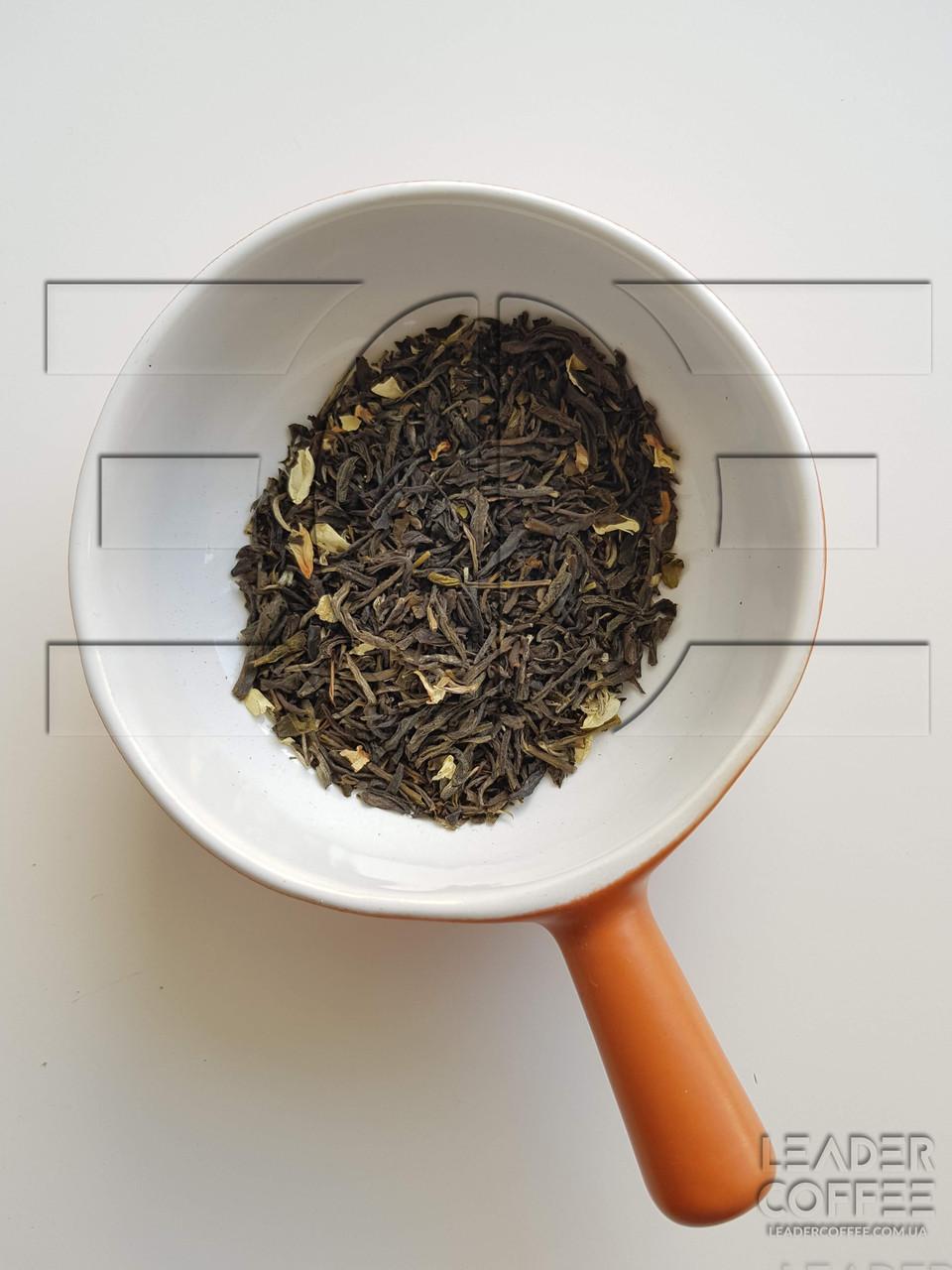 Чай зеленый с жасмином, 1кг