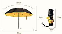 Оригинальный подарок. Карманный зонт Mini Pocket Umbrella, фото 1
