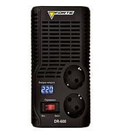 ⭐ Стабилизатор напряжения Forte DR-600 (релейный 1 Ф, 500Bт )