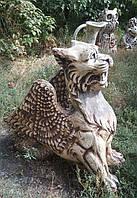 Скульптура для сада Грифона
