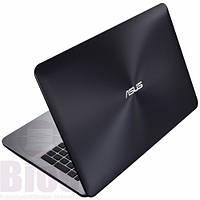 """Ноутбук Бу 15.6"""" Asus X555LA (1366x768) HD LED, Матовый / Intel Core I3-4030U (1.9 ГГц) / RAM 4 ГБ /HDD 500 ГВ, фото 1"""