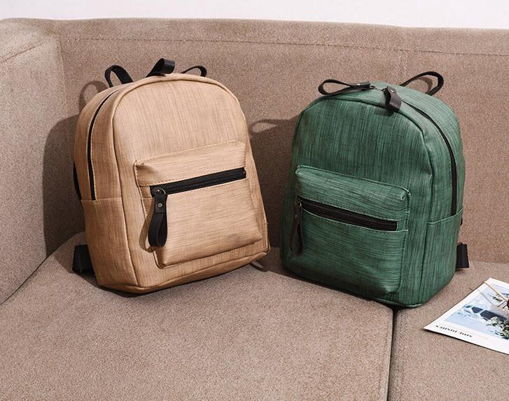 Модные матовые рюкзаки для стильных девушек