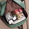 Модные матовые рюкзаки для стильных девушек, фото 6