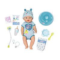 Кукла Baby Born Очаровательный малыш 43 см Zapf 824375 (Мягкотелая - Нежные объятия)