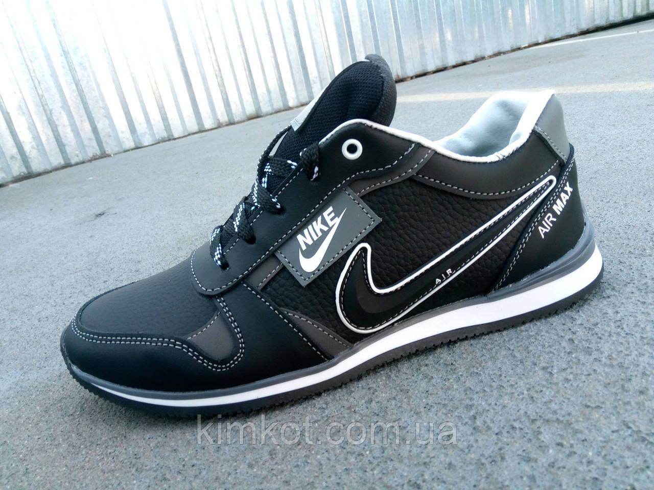 e7daba36ae76 Кроссовки мужские кожаные Nike реплика 40 -45 р-р  продажа, цена в ...