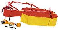 Косарка роторна навісна Wirax Z-069 з карданом, ціни з ПДВ