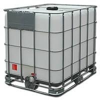 Емкость для хранения и транспортировки дизельного топлива на 1000 литров