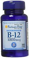 Витамины и Минералы Puritan's Pride Puritan's  B-12 500 mcg (100 таб.)