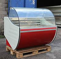 """Холодильная витрина """"Технохолод Флорида"""" 1,3 м. Бу, фото 1"""