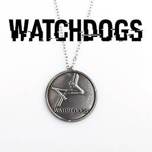 Кулон Watch Dogs Сторожевые псы