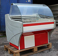 """Холодильна вітрина """"Фредо Капрі"""" 1,0 м. Бу, фото 1"""