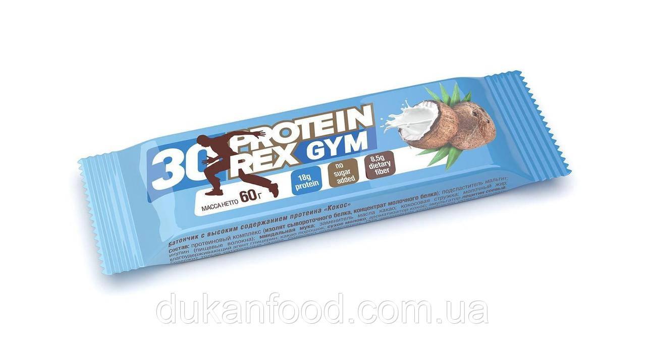 "Батончик протеиновый ProteinRex ""Кокос"", 30% протеина"