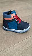 Ботинки демисезонные для мальчика, Ytope, размер 27