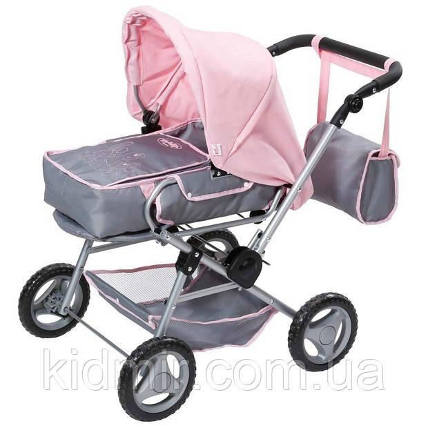Игрушечная коляска для кукол Baby Born 3 в 1 Deluxe Pram Zapf Creation 821343