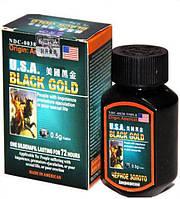 """""""Black Gold"""" (Черное золото) - таблетки для повышения потенции"""