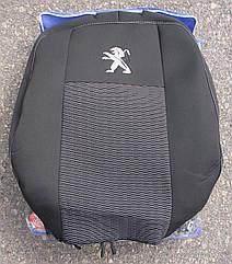 Чехлы Elegant на Peugeot 307 SW столики с 2002-08 автомобильные модельные чехлы на для сиденья сидений салона