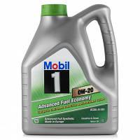 Моторное масло MOBIL1 ESPх2  0W-20 4л