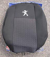 Авточехлы Peugeot Bipper c 2008 автомобильные модельные чехлы на для сиденья сидений салона PEUGEOT Пежо Bipper