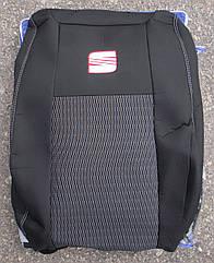 Авточехлы Seat Altea XL с 2009 автомобильные модельные чехлы на для сиденья сидений салона SEAT Сеат Altea