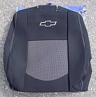 Авточехлы Chevrolet Aveo авео htb-sed (T200) с 2003-08 автомобильные модельные чехлы на для сиденья сидений салона CHEVROLET Шевроле Aveo