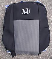 Авточехлы Honda Jazz ІІ с 2008 автомобильные модельные чехлы на для сиденья сидений салона HONDA Хонда Jazz