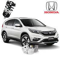 Автобаферы ТТС для Honda CRV (2 штуки)