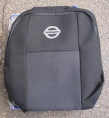Авточехлы Nissan Pathfinder (R51) (7 мест) c 2004–12 автомобильные модельные чехлы на для сиденья сидений салона NISSAN Ниссан Pathfinder
