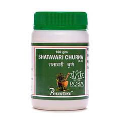 Шатавари Чурна (Shatavari Churna Punarvasu) омолаживает женскую половую систему, 100 грамм