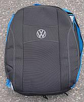 Авточехлы PREMIUM VOLKSWAGEN POLO V sedan цельный 2009 автомобильные модельные чехлы на для сиденья сидений салона VOLKSWAGEN Фольксваген VW POLO, фото 1