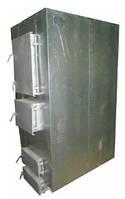 Котел водогрейный твердотопливный КВТ-96