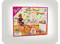Мебель для кукол «Детская комната» 9929