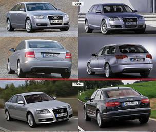 Фонари задние для Audi A6 '05-10