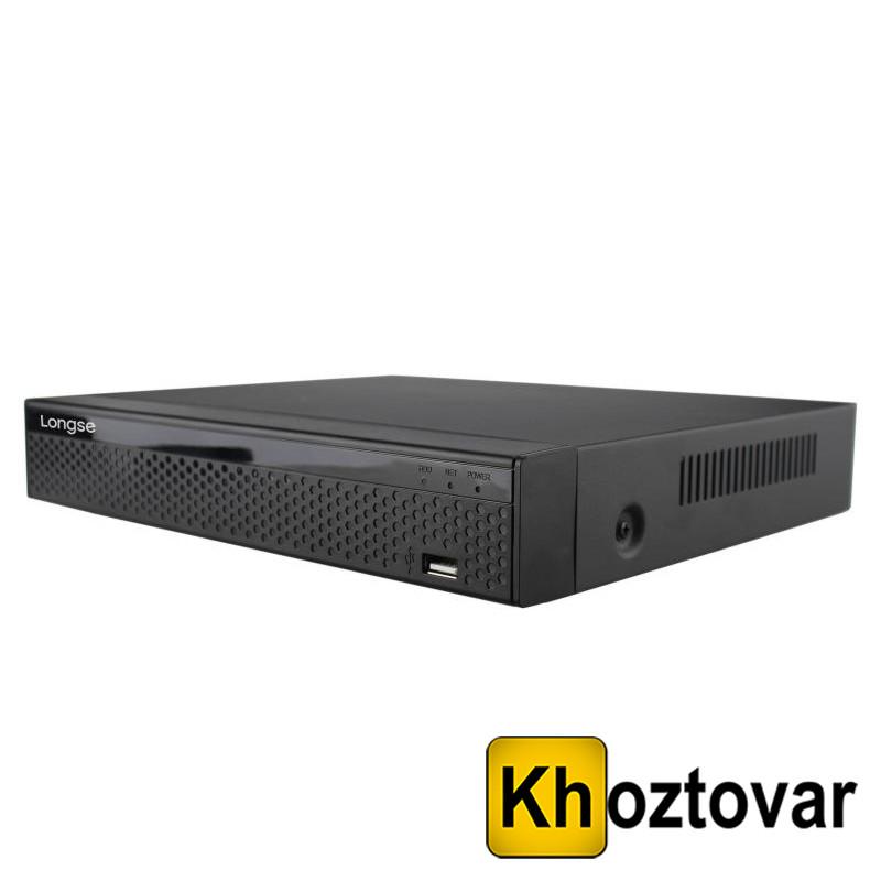 Гібридний Ultra HD 5 в 1 відеореєстратор на 4 камери