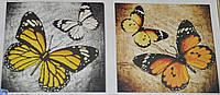 """Набір для вишивки """"Метелики"""" диптих, фото 1"""