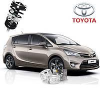 Автобаферы ТТС для Toyota Venza (2 штуки), фото 1