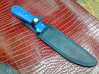 Чехол из кожи для ножа Phil Wilson