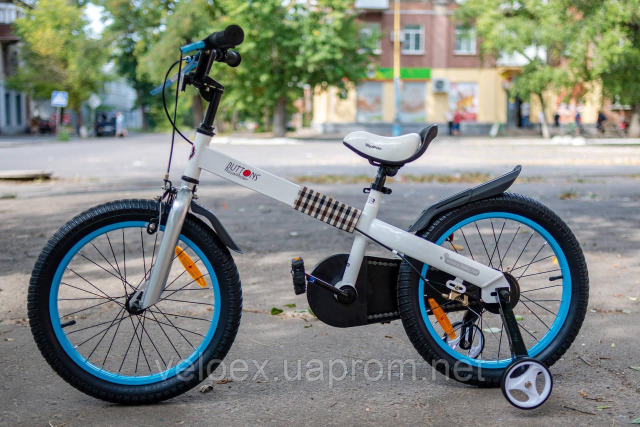 Велосипед Royalbaby Buttons 18 дюймов