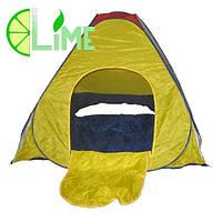 Палатка зимняя с дном для рыбалки, 2х2м, фото 1