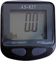 Велокомпьютер,спидометр на велосипед Assize AS-827, фото 1