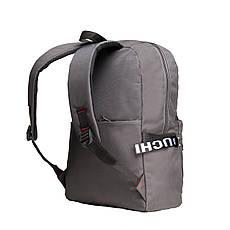 Рюкзак городской  BagHouse 45х33х14 серый ткань нейлон ксСТ041сер, фото 2
