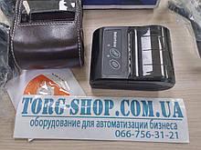 Портативный чековый принтер Rongta RPP02 BU (USB, Bluetooth) БУ