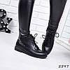 Ботинки женские Rimm черные 5597 ботинки осень