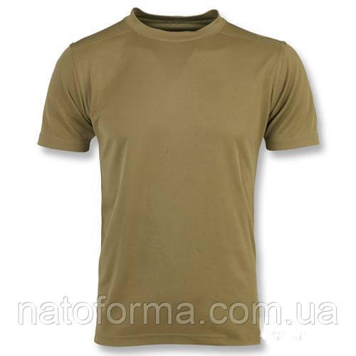 Термофутболки Coolmax, армии Великобритании, оригинал, олива