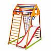 Детский спортивный комплекс для дома KindWood Plus 1 SportBaby, фото 3